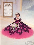 Annie Potter Presents the 1998 Master Crochet Series: The Royal Wedding -- Miss December 1998