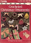 Leisure Arts Crocheted Christmas Ornaments