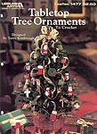 Leisure Arts Tabletop Tree Ornaments to Crochet