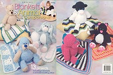 Annie's Attic Blankets & Animal Companions