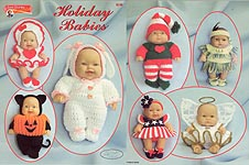 Annie Potter Presents Holiday Babies