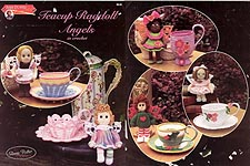 Annie Potter Presents: Teacup Ragdoll Angels in Crochet