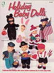 Holiday Baby Dolls - seven outfits for 9-1/2 inch babies such as Berenguer
