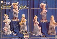 The Needlecraft Shop Collectible Ladies I