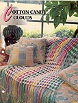 Annie's Crochet Quilt & Afghan Club, Cotton Candy Clouds