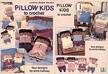 LA Pillow Kids to Crochet