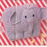 Treasured Heirlooms Crochet Vintage Pattern Shop, stuffed pets.