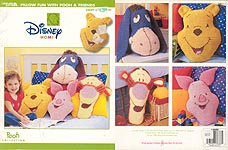 LA Disney Home: Pillow Fun with Pooh & Friends