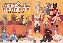 LA Toys & Puppets to Knit and Crochet