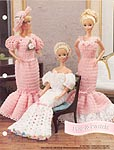 Annie's Fashion Doll Crochet Club: Pink & Pastels