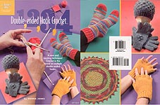 Crochet PATTERN Make Easy PEBBLE Stitch by susanlinnstudio