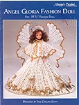 Maggie's Crochet Angel Gloria Fashion Doll