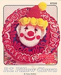 Annie's Attic Clowning Around: PT Pillow Clown