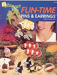 TNS Fun-Time Pins & Earrings