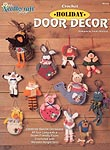 The Needlecraft Shop Crochet Holiday Door Decor