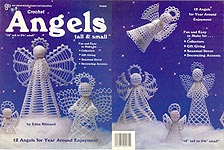 Pat Depke Crochet Angels, Tall & Small