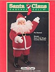 "SEWING MRS CLAUS DRESS & APRON 13"" DOLL PATTERN - Sewing - MRS"
