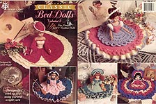 Shady Lane Classic Bed Dolls, Volume 2 for 15 inch craft dolls