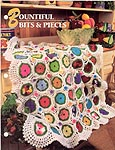 Annie's Crochet Quilt & Afghan Club, Bountiful Bits & Pieces Afghan