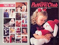 Annie's Pattern Club No. 54, Dec - Jan 1989