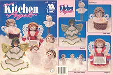 Annie's Attic Kitchen Angels