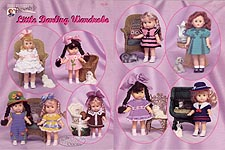 Annie Potter Presents Crochet Little Darling Wardrobe