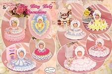 Annie Potter Presents Itsy Bitsy Baby Pincushions