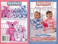 Bernat Baby Stripes to Knit and Crochet