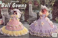 HWB Cotillion Ball Gowns in Crochet