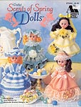 Annie's Attic Crochet Scents of Spring Dolls