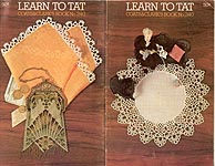 Learn To Tat, Coats & Clark's Book No. 240