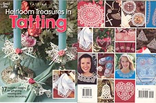 Annie's Attic Heirloom Treasures in Tatting