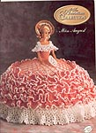 Annies Calendar Bed Doll Society, Collector Series, Miss August 1991.