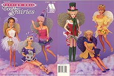 Annie's Attic Fashion Doll Tooth Fairies
