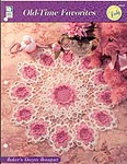 HWB Collectible Doily Series: Baker's Dozen Bouquet