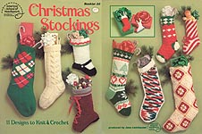 ASN Christmas Stockings (Booklet 20)