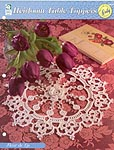 HWB Collectible Doily Series: Fleur de Lis