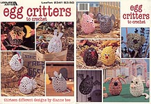 LA Egg Critters to Crochet