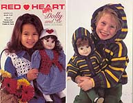 Red Heart Book 1436: Dolly and Me
