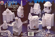 Suzanne McNeill Designs: Crochet Village