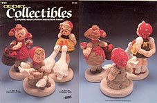 The Crochet Catalog Crochet Collectibles