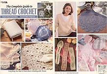 LA The Complete Guide to Thread Crochet