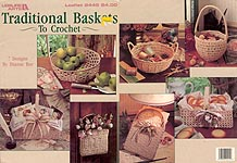 LA Traditional Baskets To Crochet