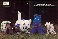 McCall's Country & City Crochet Critters