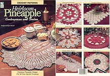 Yarn Over: Free Lace Knitting Patterns on the Web: Doilies