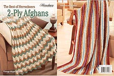 The Best of Herrschners 2-Ply Afghans