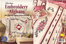 Herrschners Award Winning Embroidery Afghans, 2005