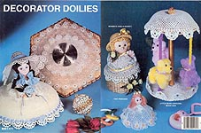Leisure Time Publishing Decorator Doilies
