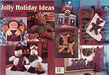 Leisure Arts Jolly Holiday Ideas