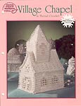 ASN White Christmas Collection: Village Chapel in Thread Crochet